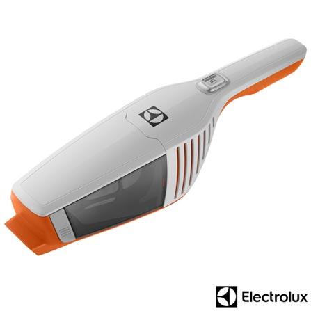 Aspirador de Po Electrolux Ergorapido com Capacidade de 0,5 Litros sem Saco para Po - ERGO12, Bivolt, Bivolt, Branco, Pó, 0,5 Litros, Recipiente Plástico, Não especificado, Não especificado, Não se aplica, 12 meses