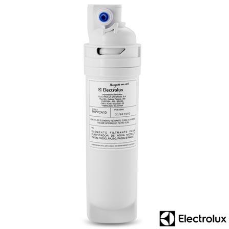 Filtro de Água Interno para Purificadores PA20G, PA30, PA40 - Elextrolux -  FILTROPA, Branco, Não se aplica, Não