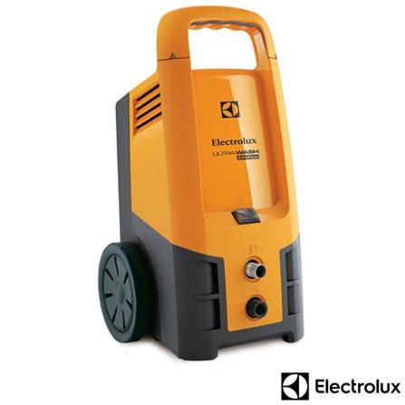 Lavadora de Alta Pressão Electrolux - UWS10, 110V, 220V, Amarelo e Preto, Lavadora de Alta Pressão, 2500 Libras, Não especificado, 12 meses