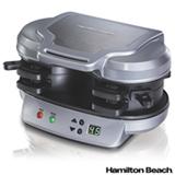 Sanduicheira Dupla com Capacidade para 02 Pães de Hambúrgueres Hamilton Beach - 25490-BZ