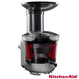 Extrator Slow Juicer para Stand Mixer Preto KitchenAid - KI102AEONA
