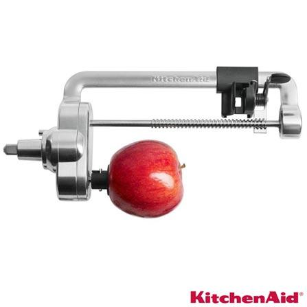 Batedeira Planetaria KitchenAid Stand Mixer 10 Velocidades 220V  - KEA33CV + Espiralizador de Frutas - KI773AXONA, 1