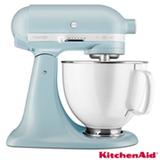 Batedeira KitchenAid Stand Mixer Edição Limitada Misty Blue com 10 Velocidades e 03 Batedores - KEA28AZ