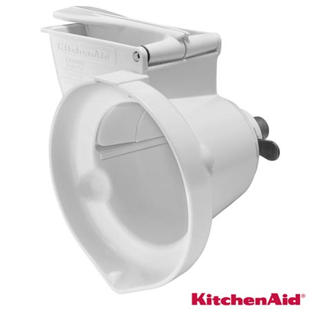 Acessórios Specialty Moedor, Fatiador e Ralador Kitchenaid - KIO01AXONA, Branco, Moedor, Fatiador e Ralador
