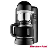 Cafeteira Kitchenaid One-Touch Onyx Black para Café em Pó - KXA42AEANA