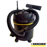 Aspirador de Pó e Água Karcher com Capacidade de 15 Litros com Filtro Coletor - NT585