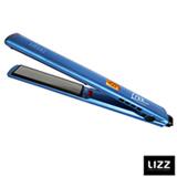 Chapinha Lizz Professional Smart Titanium , Íons Negativos e 230° C de Temperatura Azul