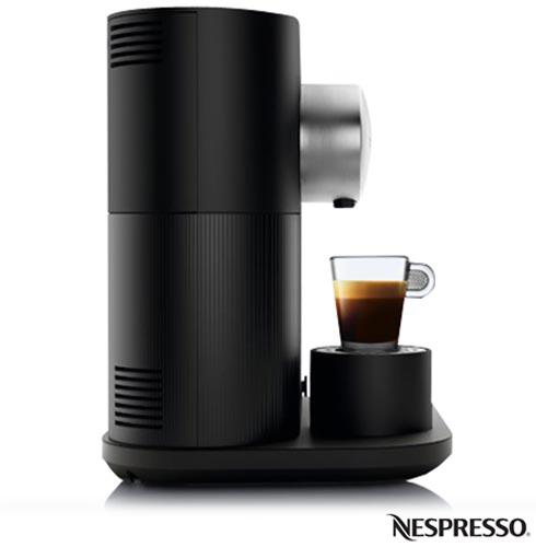 , 110V, 220V, Preto, Espresso automática, Cápsulas, 01 xícara, Diversos sabores, Não especificado, 1600 W, 12 meses