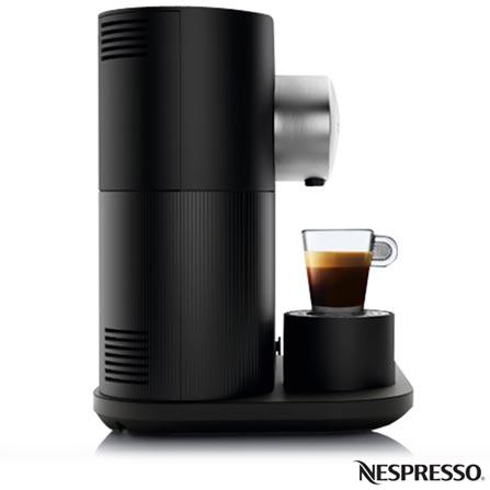 , 110V, 220V, Preto, Espresso automática, Cápsulas, 01 xícara, Diversos sabores, Não especificado, 1600 W, 12 meses, Sim