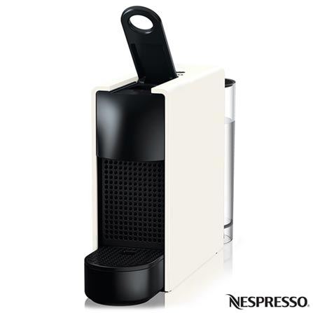 , 110V, 220V, Branco, Espresso automática, Cápsulas, 01 xícara, Café Espresso e Lungo, Não especificado, 110V - 1100W e 220V - 1450W, 12 meses