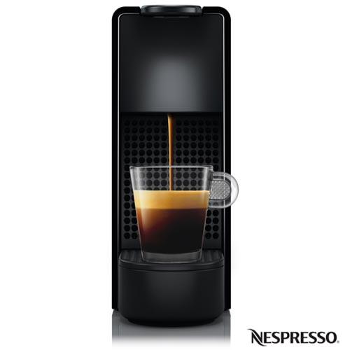 , 110V, 220V, Preto, Espresso automática, Cápsulas, 01 xícara, Café Espresso e Lungo, Não especificado, 110V - 1100W e 220V - 1450W, 12 meses