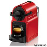 Cafeteira Nespresso Inissia Rubi Vermelha para Café Espresso - C40BRRENE