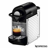 Máquina de Café Nespresso Pixie Steel