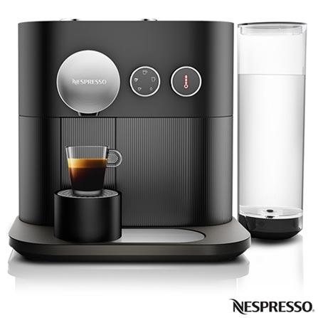 , 110V, 220V, Preto, Espresso automática, Cápsulas, 01 xícara, Café espresso, Não especificado, 1600 W, 12 meses