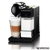 Cafeteira Nespresso Lattissima Branca e Preta para Cafe Espresso
