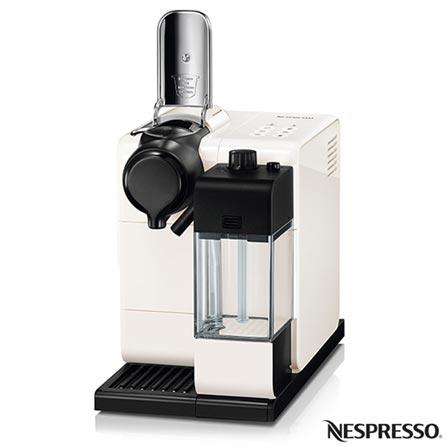 , 110V, 220V, Branco, Espresso automática, Cápsulas, 0,9 Litros, 19 Bars, 01 xícara, Diversos sabores, Não especificado, Não especificado, 12 meses