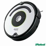 Robô Aspirador de Pó iRobot Roomba 621 com Capacidade de 0,5 Litros e Filtro Coletor - R621400