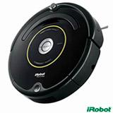 Robô Aspirador de Pó iRobot Roomba 650 com Capacidade de 0,6 Litros - R650400
