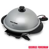 Grill Elétrico Indoor & Outdoor George Foreman com Capacidade para 12 Porções - GGR200