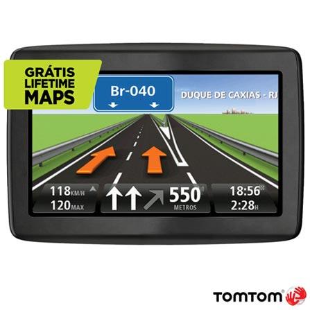 Navegador GPS TomTom 1505 M com Tela 5,0