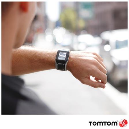 Relógio Multi-Sport TomTom HRM+CSS+AM, Cinza - 1RS000102, Cinza, Não especificado, Tom Tom, Não especificado, Não se aplica, Não