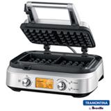 Máquina Elétrica de Waffle Smart Tramontina By Breville - 6905801