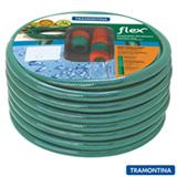 Mangueira Flexível com 20 metros Jardim Flex Tramontina Verde - 79172200