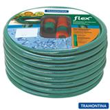 Mangueira Flexível com 30 metros Jardim Flex Tramontina Verde - 79172300