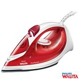 Ferro a Vapor Philips Walita Easyspeed com 05 Niveis de Temperatura e Funcao Corta Pingos - RI1028