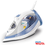 Ferro a Vapor Philips Walita Azur Performer com Funcao Autolimpeza e Ajustes Automaticos - RI3802