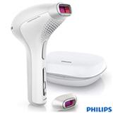 Depilador Philips Walita Lumea Precision Plus com Luz Intensa Pulsada, para Uso a Seco e Branco e Prata - SC2003/00