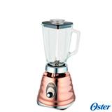 Liquidificador Oster Clássico Cobre  com 03 Velocidades e Jarra de Vidro com 1,25 Litros de Capacidade  - 4128
