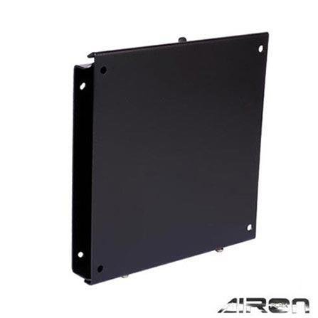 Suporte de Parede Fixo para TVs de LCD de 32 a 40 Preto - SF35V22BK - Airon Flex, Preto, 28 kg, LCD de 32'' a 40'', Não especificado, 03 meses, Aço