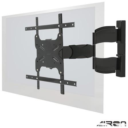 Suporte de Parede Articulado para TVs LCD, LED e Plasma de 32