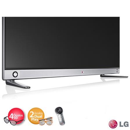 Smart TV 3D LED LG 55