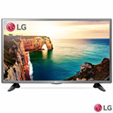 "Smart TV LG LED HD 32"" com Time Machine Ready, webOS 3.5, Quick Access e Wi-Fi - 32LJ600B"