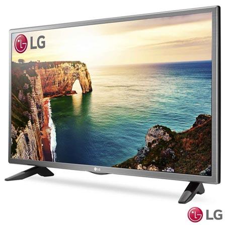 """Smart TV LG LED HD 32"""" com Time Machine Ready, webOS 3.5, Quick Access e Wi-Fi - 32LJ600B, Bivolt, Bivolt, Não se aplica, Não, 120 Hz, 12 meses, HD, Sim, De 26'' a 39'', 32'', LED"""