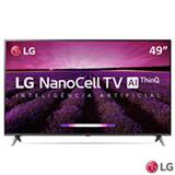 """Smart TV 4K LG LED 49"""" com NanoCell AI, 4K HDR, DTS Virtual: X, WebOS 4.5 e Wi-Fi - 49SM8000PSA"""