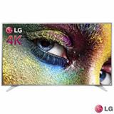 Smart TV 4K LG LED 49 com Magic Mobile Connection, Smart TV webOS 3.0, Controle Smart Magic e Wi-Fi - 49UH6500