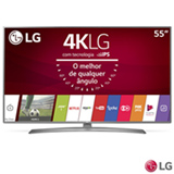 "Smart TV 4K LG LED 55"" com Upscaler 4K, HDR, Painel IPS 4K e Wi-Fi - 55UJ6585"