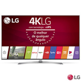 "Smart TV 4K LG LED 55"" Upscaler 4K, Ultra Luminância, Controle Smart Magic e Wi-Fi - 55UJ7500"