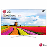 "Smart TV 4K UHD LED LG 65"" com WebOs 3.5, Controle Smart Magic e Wi-Fi - 65SJ9500"