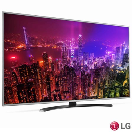"""Smart TV 4K LG LED 65"""" com webOS 3.0, Controle Smart Magic, Sistema de Som harman/kardon e Wi-Fi - 65UH7650, Bivolt, Bivolt, Não se aplica, Não, 120 Hz, 12 meses, 4K / UHD, Sim, De 50'' a 65'', 65'', LED"""