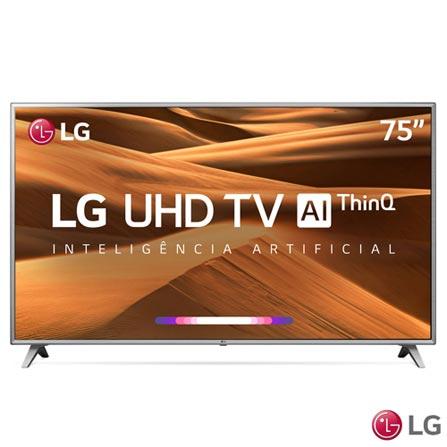 """Tv 75"""" Led LG 4k - Ultra Hd Smart - 75um7570"""