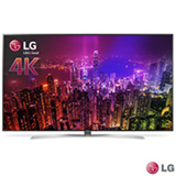 Smart TV 4K 3D LG LED 86'' com HDR Super, Smart TV webOS 3.0, Controle Smart Magic e Wi-Fi - 86UH9550