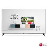 "Smart TV 4K LG LED 86"" Upscaler 4K, Painel IPS 4K, Sound Sync e Wi-Fi - 86UK6520PSA"