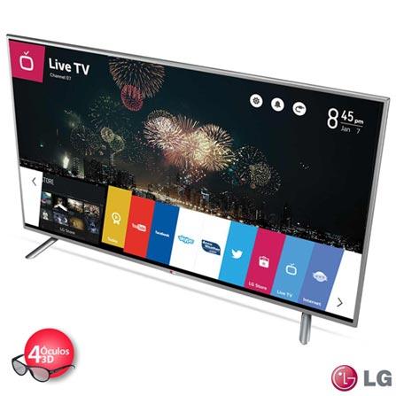 Smart TV LED 3D LG Full HD 47