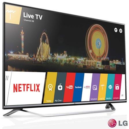 "Smart TV 4K LED LG 49"", WebOS, Controle Smart, Wi-Fi - 49UF7700 + Home Theater LG, 5.1 Canais, 1000 W - BH6730S, 0, TVs acima de 40''"