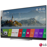 "Smart TV 4K LG OLED 65"" Ultra HD com Controle Smart Magic, WebOS 3.5, Dolby Atmos e Wi-Fi - OLED65E7"