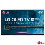 Smart TV LG OLED Ultra HD 4K com Controle Smart Magic, AI Picture, Dolby Atmos® e Wi-Fi - OLED65E9PSA